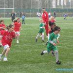 Schoolvoetbal toernooi