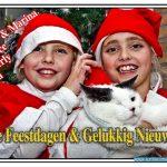 Kerstkaart 2012