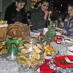 Kerstdiner op school Kimberly